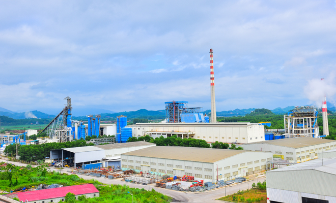 Long Binh An Industrial Zone: Industrial production value goes up